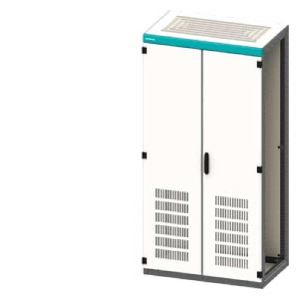 stikalna omara 1200 x 2200 x 400 jeklo siva Siemens 8MF1224-3VR4 1 KOS