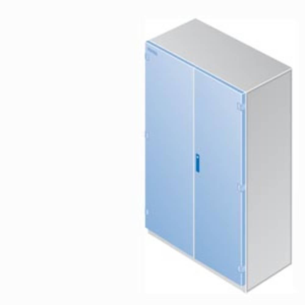 dvokrilna vrata (Š x V) 900 mm x 2000 mm jeklo prodno siva Siemens 8MF3050 1 KOS