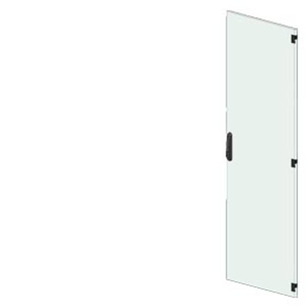 vrata (Š x V) 500 mm x 1800 mm jeklo svetlo siva Siemens 8MF1850-2UT15-0CA1 1 KOS