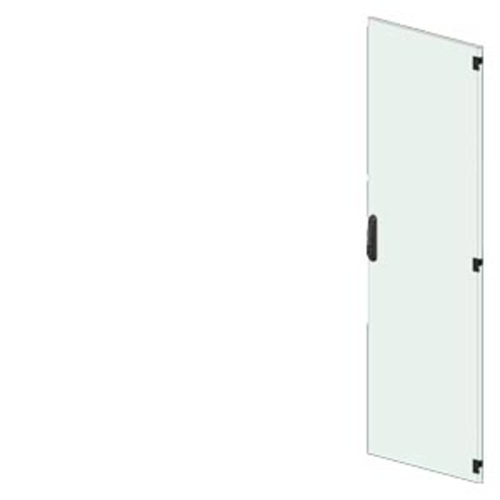 vrata (Š x V) 300 mm x 2000 mm jeklo svetlo siva Siemens 8MF1030-2UT15-0CA1 1 KOS