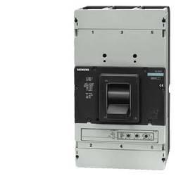 Močnostno stikalo 1 KOS Siemens 3VL6780-2AA46-0AA0 Nastavitveno območje (tok): 800 A (max) Preklopna napetost (maks.): 690 V/AC