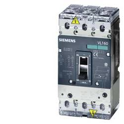 močnostno stikalo 1 KOS Siemens 3VL8716-3AA30-0AA0 Nastavitveno območje (tok): 1600 A (max) Preklopna napetost (maks.): 690 V/AC
