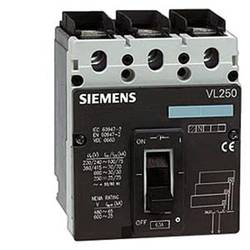 močnostno stikalo 1 KOS Siemens 3VL5763-2AA46-0AA0 Nastavitveno območje (tok): 630 A (max) Preklopna napetost (maks.): 690 V/AC