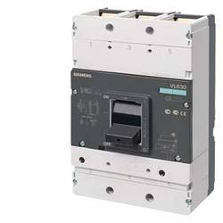 močnostno stikalo 1 KOS Siemens 3VL5750-1DC36-8JA0 Nastavitveno območje (tok): 400 - 500 A Preklopna napetost (maks.): 690 V/AC