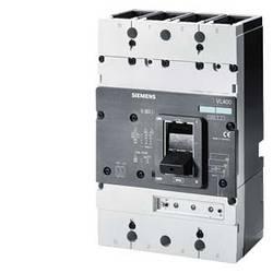 Učinski prekidač 1 ST Siemens 3VL4740-1DE36-2SB1 1 zatvarač, 1 otvarač Područje podešavanja (Struja): 400 A (max) Preklopni napo