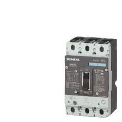 Učinski prekidač 1 ST Siemens 3VL3120-3KN30-0AA0 Područje podešavanja (Struja): 200 A (max) Preklopni napon (maks.): 690 V/AC (Š