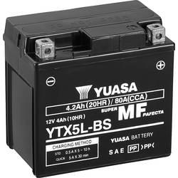 Motorcykelbatteri Yuasa YTX7L-BS 12 V 4 Ah Motorräder, Quads, Jetski, Schneemobile