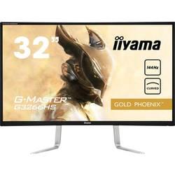 Iiyama G-MASTER G3266HS-B1 LED monitor 80 cm(31.5 palec)EEK B (A++ - E) 1920 x 1080 piksel Full HD 3 ms VGA, DVI, HDMI, display