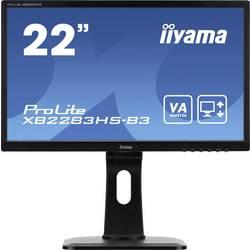 Iiyama ProLite XB2283HS led zaslon 54.6 cm (21.5 palac) Energetska učink. A (A+++ - D) 1920 x 1080 piksel Full HD 4 ms vga, HDMI