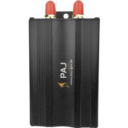 PAJ Komplettset - PROFESSIONAL GPS uređaj za praćenje Praćenje vozila Crna
