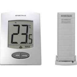 Basetech WS-9008-IT termometar srebrna