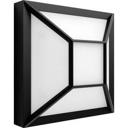 Philips Drosera 1739330P0 LED zunanja stenska svetilka 12 W topla bela črna