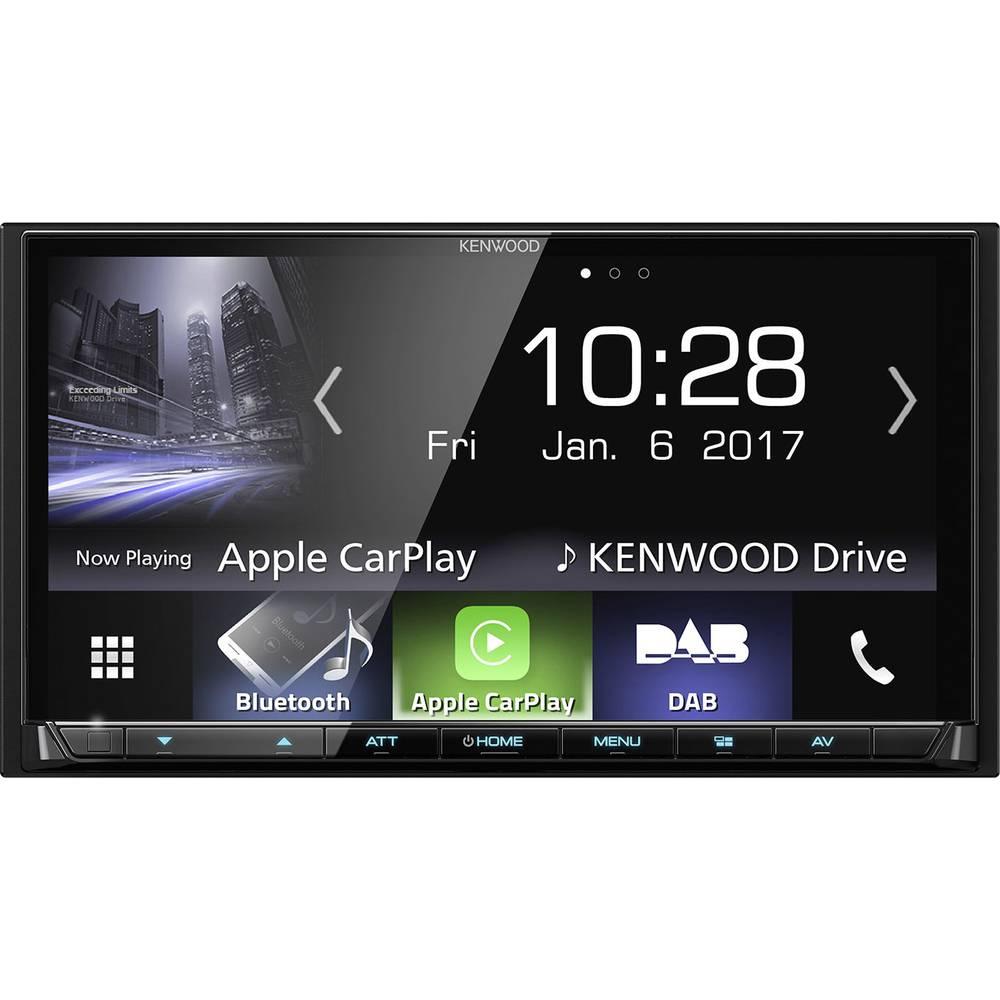 Kenwood DMX7017DABS multimedijski avtoradio, priključek za volanski daljinski upravljalnik, priključek za vzvratno kamero