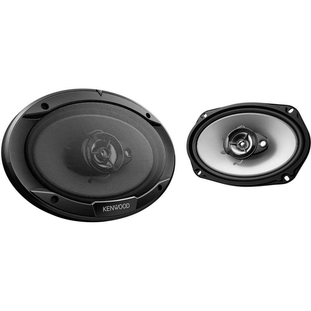 Kenwood KFCS6966 Komplet 2-sistemskih vgradnih zvočnikov 400 W Vsebina: 1 par