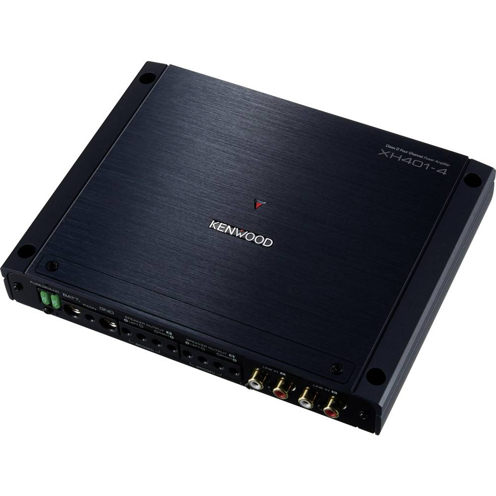 Kenwood XH4014 4-kanalna končna stopnja 1000 W