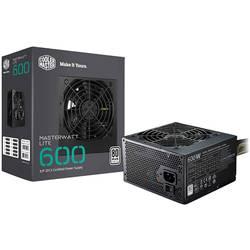 PC napajalnik Cooler Master MasterWatt Lite 600 W ATX 80PLUS