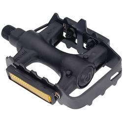 MTB/Cross-Pedal pedala za kolo črna