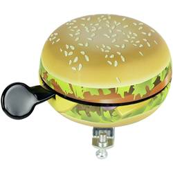 Widek Glocke Food Hamburger zvonec za kolo pisana