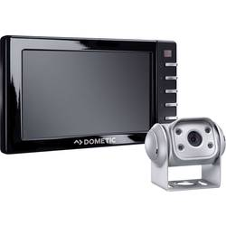 Video sistem za vzvratno vožnjo PerfectView RVS 555 Dometic Group vhodi za 3 kamere, funkcija ogledala, avtomatski dnevni/nočni