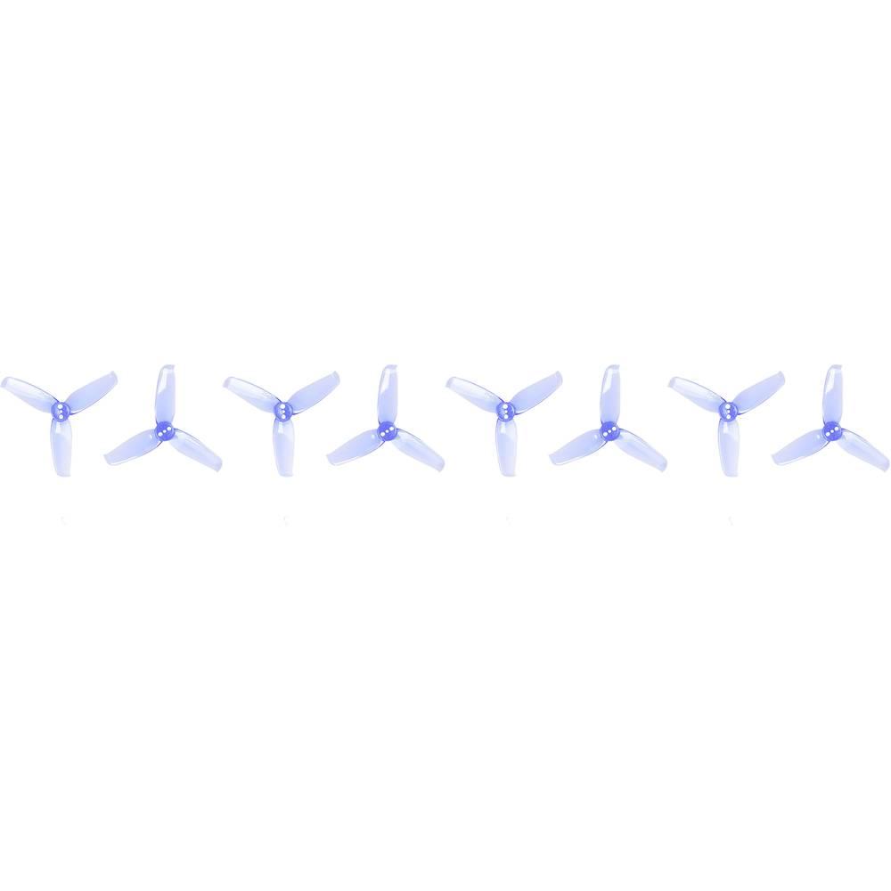 GEMFAN Flash 2540 Race Copter - komplet propelerjev, 3-kraki, normalni 2.5 x 4 (6.4 x 10.2 cm) PMPC2540-3L