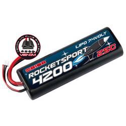 Team Orion LiPo akumulatorski paket za modele 7.4 V 4200 mAh Število celic: 2 25 C Palično trdo ohišje T-priključni sistem, EC3,