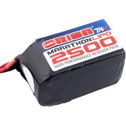 Team Orion Baterija sprejemnika (LiPo) za modele 7.4 V 2500 mAh Število celic: 2 Mehka torba JR