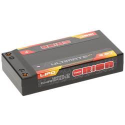 Team Orion HV LiPo akumulatorski paket za modele 3.8 V 7600 mAh Število celic: 1 120 C Shorty Hardcase 4 mm zlati kontaktni vtič