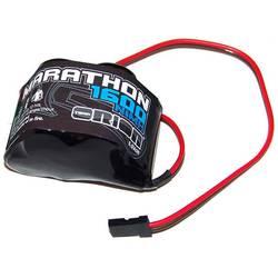 Team Orion NiMh akumulator za sprejemnike modelov 6 V 1600 mAh Število celic: 5 Izboklina Futaba