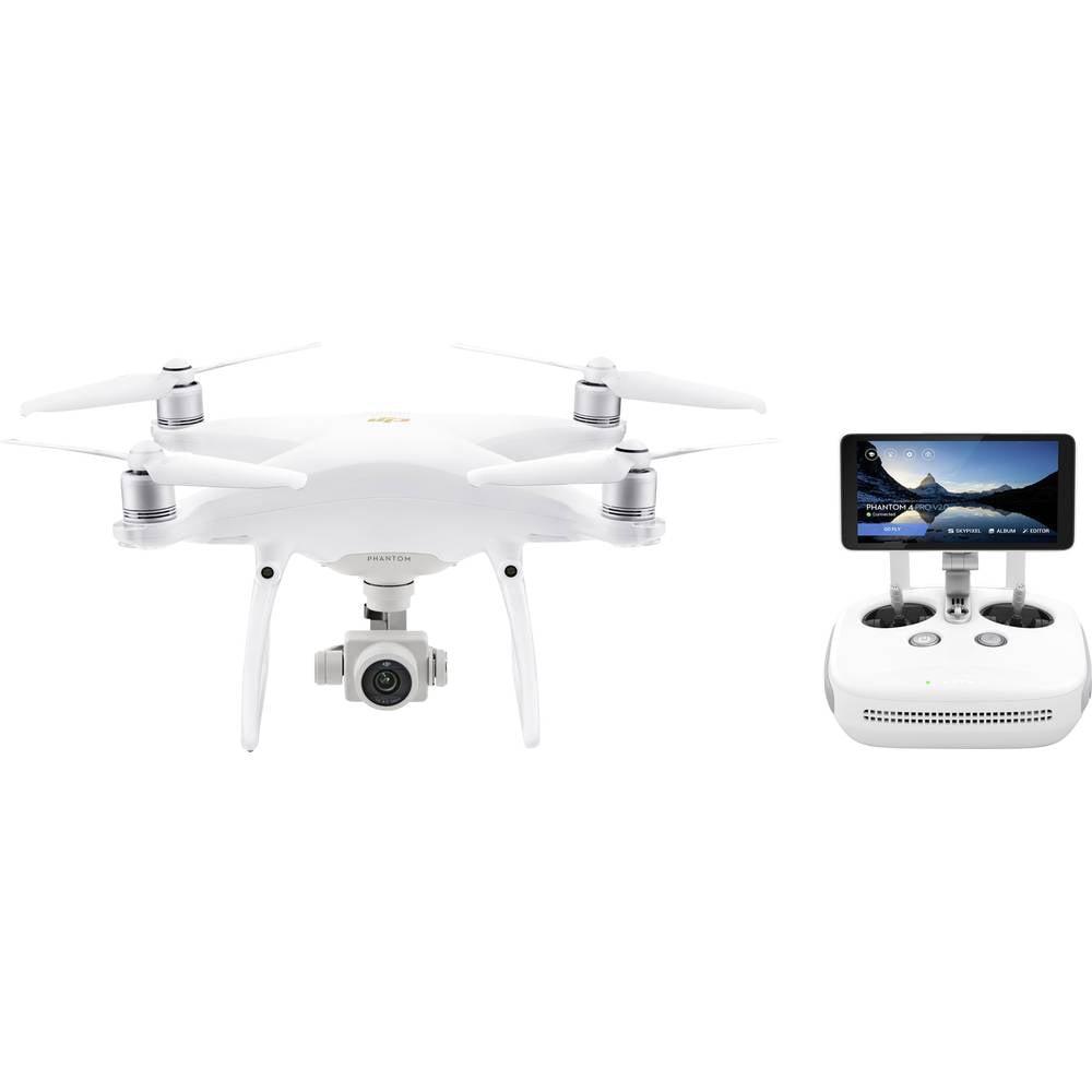 DJI Phantom 4 Pro+ V2.0 Industrijski dron RtF Letalska kamera, Profesionalna