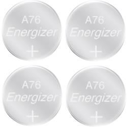 Gumbne celice LR 44 Alkalno-manganov Energizer AG13 150 mAh 1.5 V 4 KOS