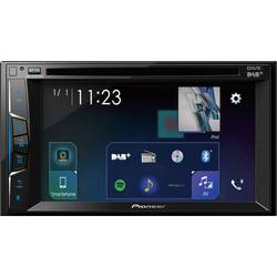 Pioneer AVH-Z3100DAB dvojni DIN multimedijski avtoradio, AppRadio, DAB+ Tuner, priključek za vzvratno kamero, priključek za vola
