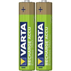 Varta Endless Ready to Use Micro (AAA) akumulator NiMH 750 mAh 1.2 V 2 kosa