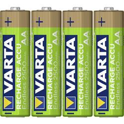 Varta Endless Ready to Use Mignon (AA) akumulator NiMH 2500 mAh 1.2 V 4 kosi