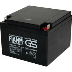 Fiamm Pb12-27-M5 FG22703 Svinčeni akumulator 12 V 27 Ah Svinčevo-koprenast (Š x V x G) 166 x 125 x 175 mm M5-vijačni priklop Bre