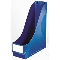 Leitz 2425 24250035 stojalo za revije din a4, din c4 modra polistirol 1 kos