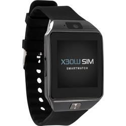X-WATCH X30W pametna ura črna