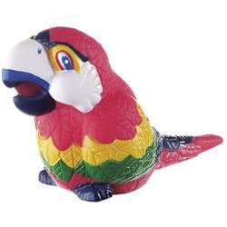 Tierhupe Papagei zvonec za kolo pisana