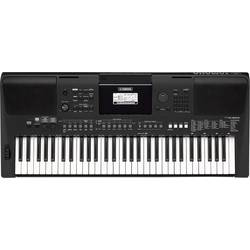Yamaha PSR-E463 tastatura črna s vključenim napajalnikom