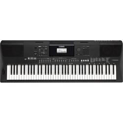 Yamaha PSR-EW410 tastatura črna s vključenim napajalnikom