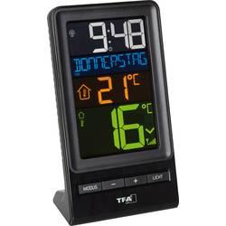 TFA SPIRA bežični termometar, crne boje
