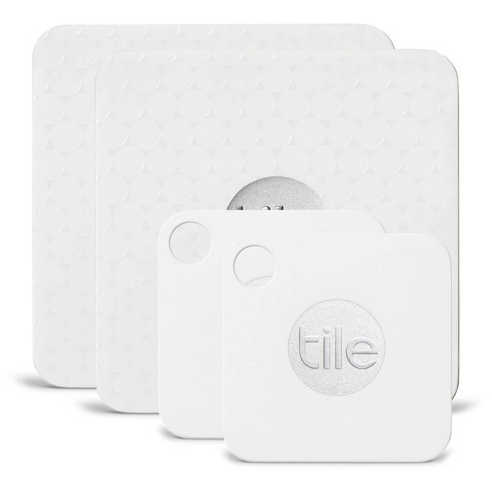Tile Kombipack Bluetooth lokator praćenje prtljage bijela