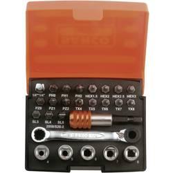 Bahco Nasadni ključi v kompletu 2058/S26-2