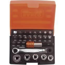 Bahco Nasadni ključi v kompletu Metrični 1/4 (6.3 mm) 2058/S26