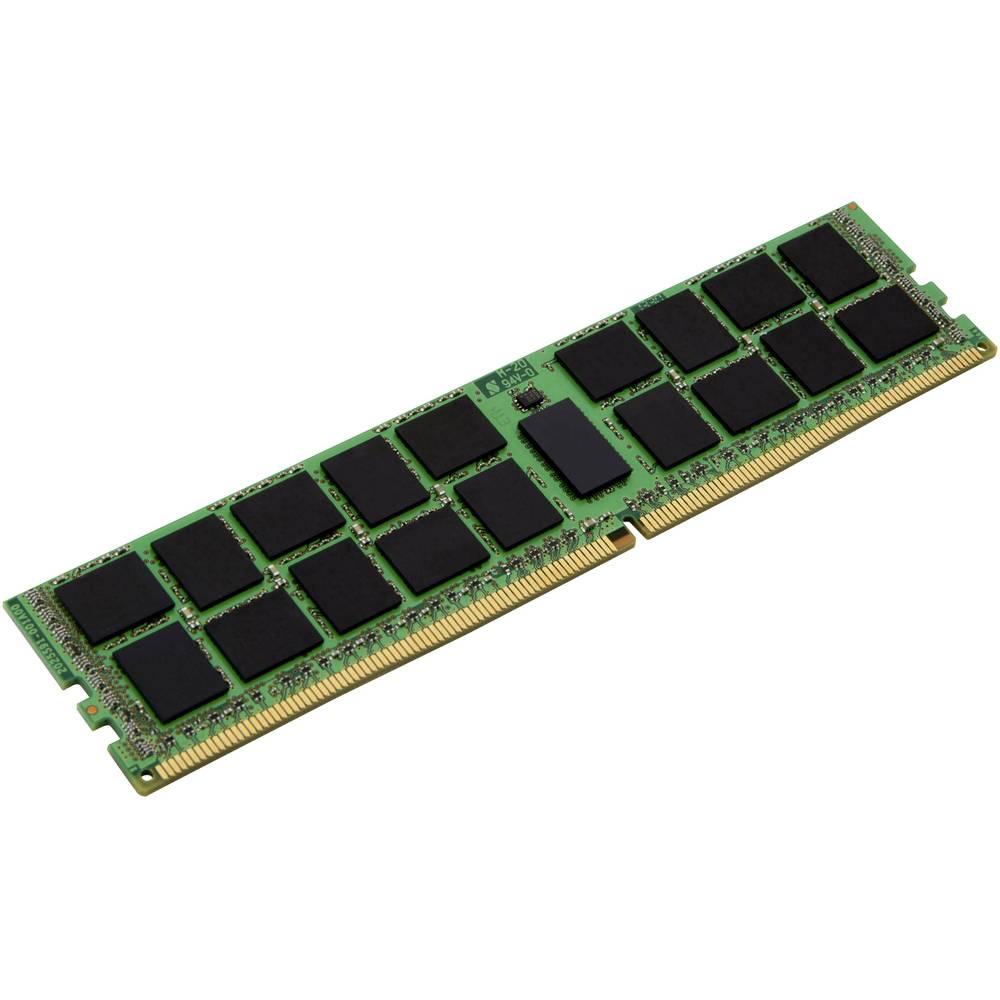 Kingston PC pomnilniški modul KVR24R17S8/4 4 GB 1 x 4 GB DDR4-RAM 2400 MHz CL 17-17-17