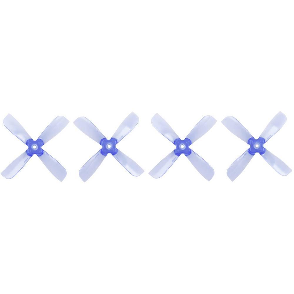 GEMFAN 2035-4 4 rezila komplet propelerjev za dirkalni kopter radiusni 2 x 3.5 palec (5.1 x 8.9 cm) PMPC2035-4BNL