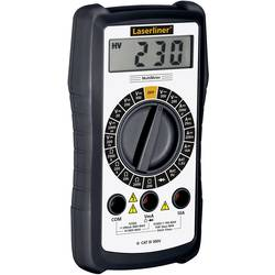 Laserliner MultiMeter Ročni multimeter Digitalni CAT III 300 V Prikaz (štetje): 1999