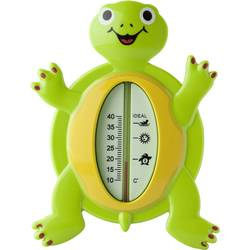 REER termometar za kupaonicu zelena, žuta