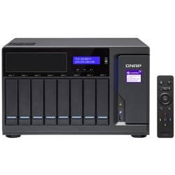 QNAP TVS-882BRT3-ODD-I5-16G NAS strežnik ohišje 8 Bay 2x M.2 reža
