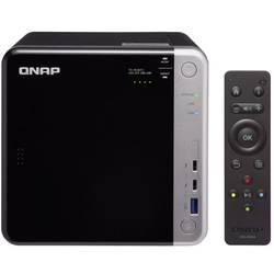 QNAP TS-453BT3 nas strežnik ohišje 4 Bay multimedijski daljinski upravljalnik, 2x m.2 reža TS-453BT3-8G