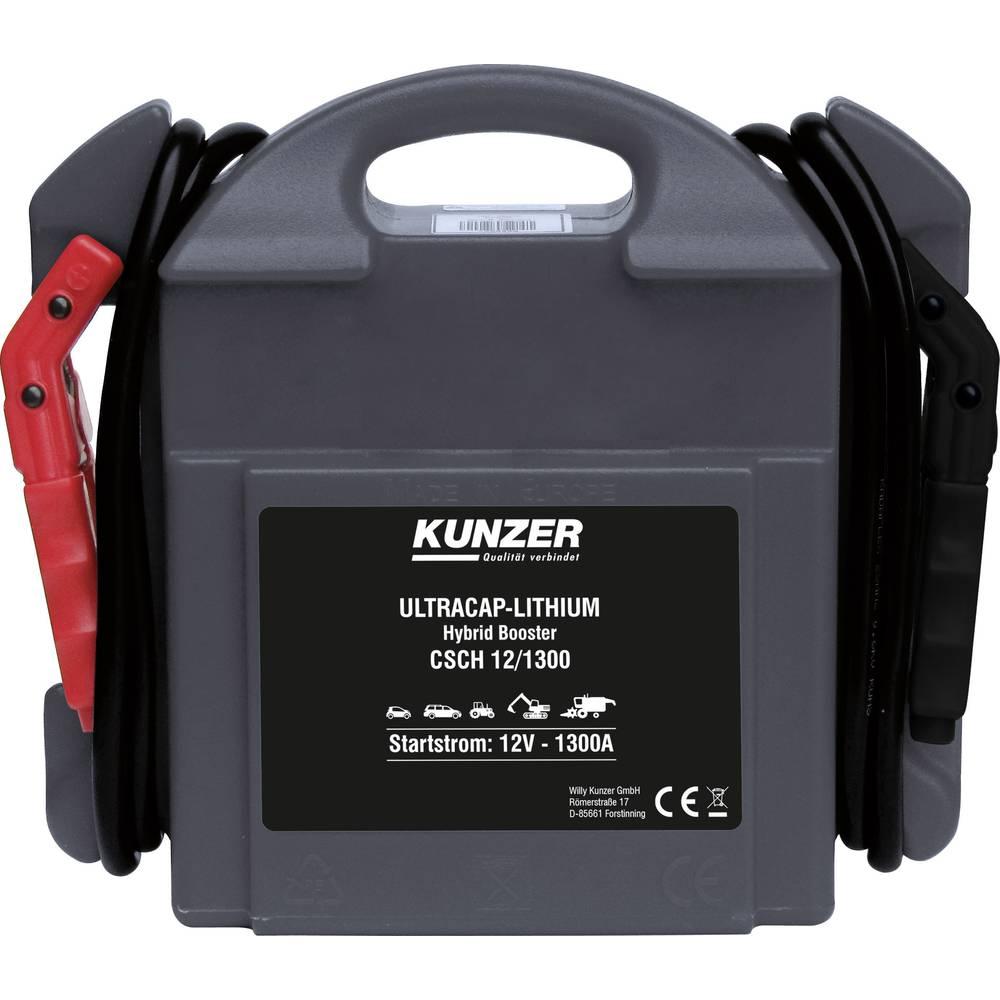 Kunzer sistem za hitri zagon hibridni ultrakondenzator CSCH 12/1300 zaganjalni tok (12 V)=1300 A